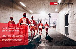 SBB Freizeitsicherheit Logo