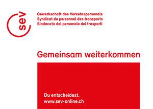 SEV Zentralsekretariat Logo